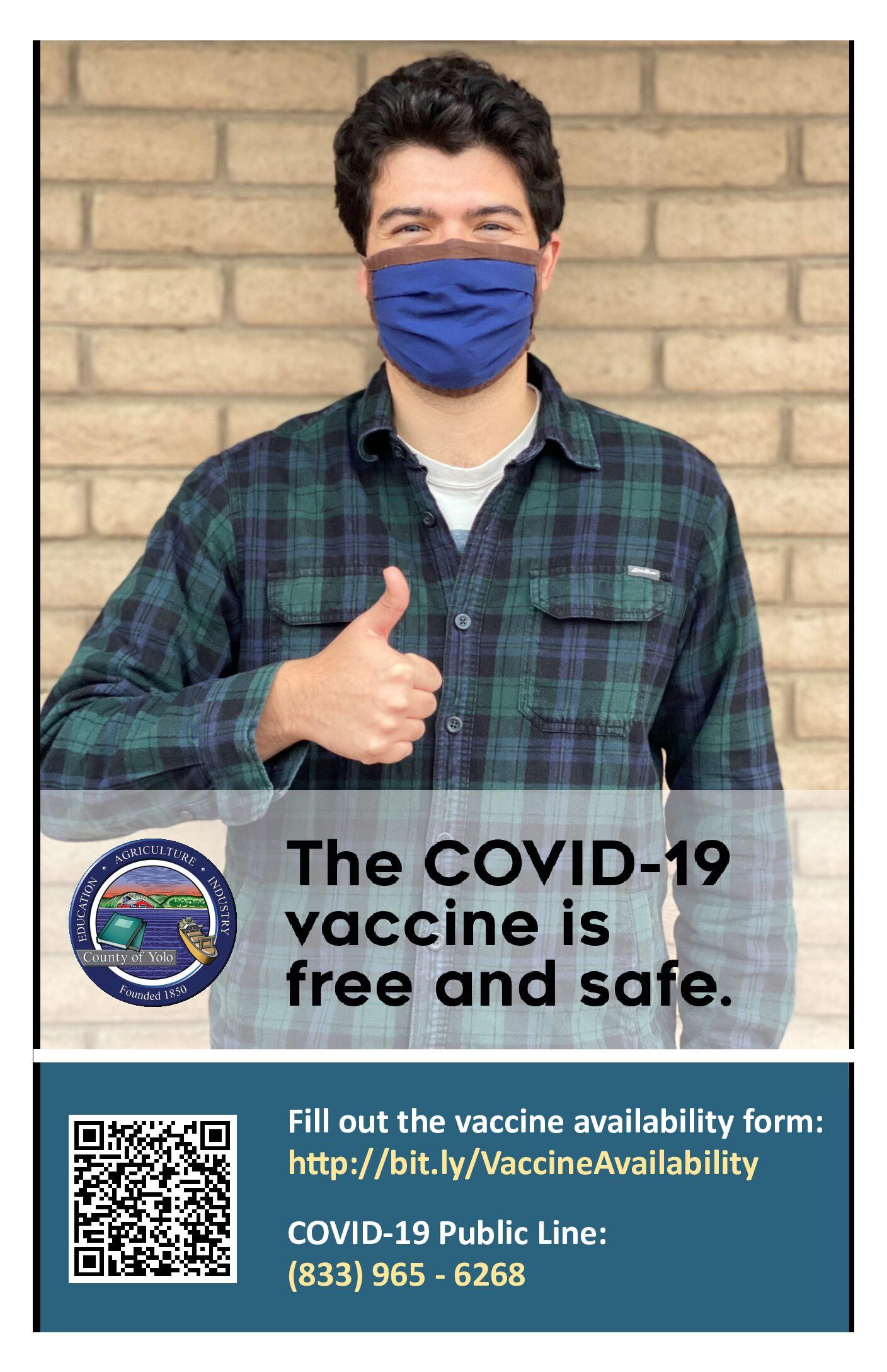 COVID Vaccine Poster (English)-2